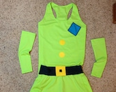 Ready to ship Dwarf running costume