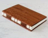 Mahogany Wood Journal