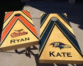 RESERVED! Jason Quillen's Custom Cornhole Boards