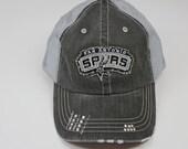 San Antonio Spurs Trucker Hat