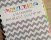 Printable Medical Planner