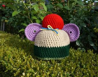 """Disney's """"The Little Mermaid"""" Inspired Ariel Mickey Ear Hat"""