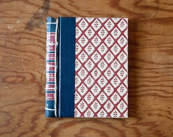 hand made journal // hard bound journal
