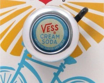 Vess Cream Soda Bike Bell