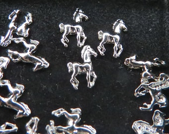 Mini Horse Floating Charm