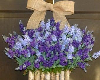 spring wreath front door wreaths summer wreath lavender wreath, front door decorations, spring wreaths front door wreaths
