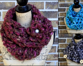 Ready to ship scarf ,cowl,neck warmer.