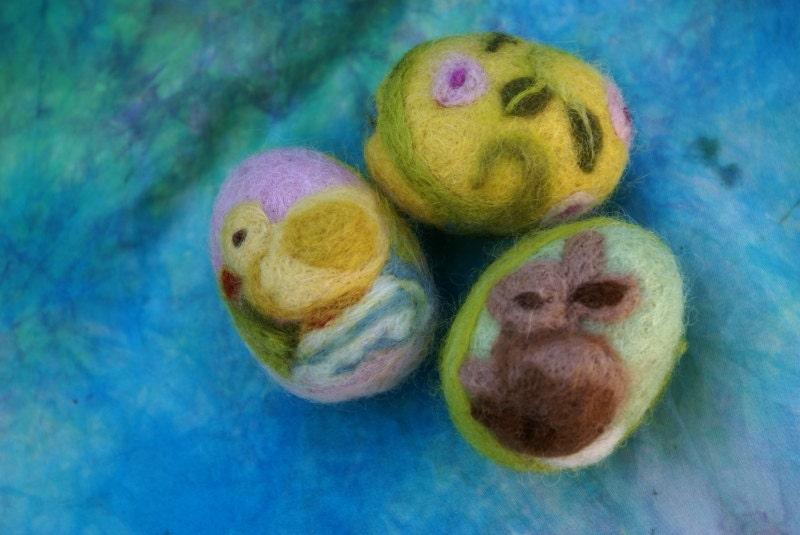 Eier Nadeln
