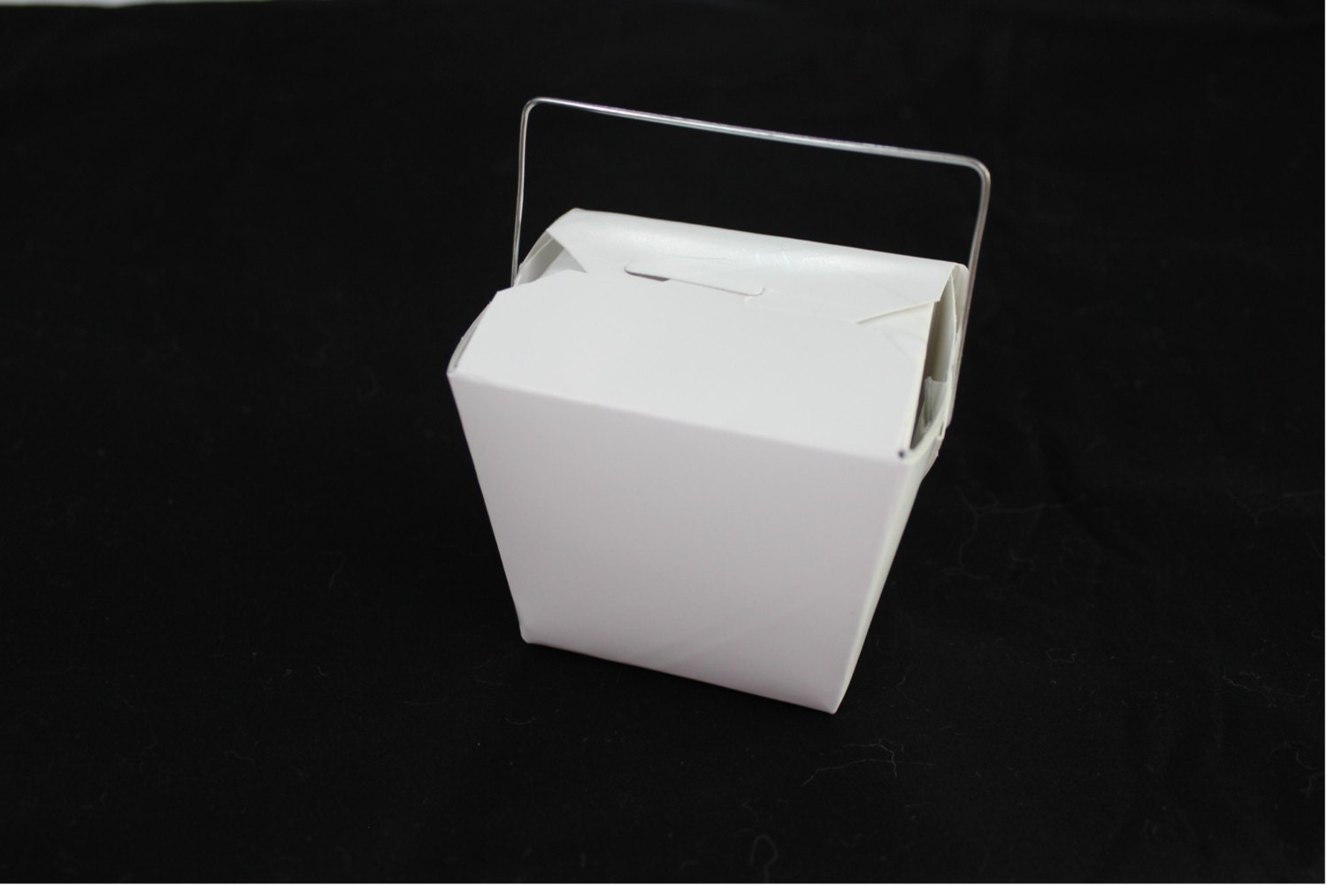 Party Favor Chinese Take Out Boxes : Small white chinese take out boxes for party favors or more