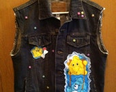 Care Bear Vest RESERVED JEREMY
