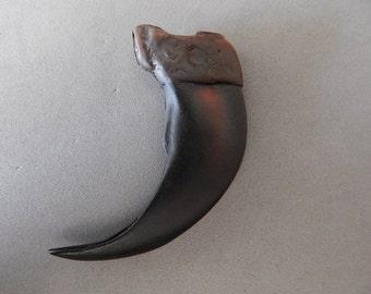 Black Bear Claw 3 .50 inch Simulated