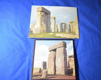 ON SALE  Two Books about Stonehenge and Avebury and Neighbouring Monuments