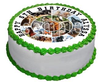 Edible Cake Images Horses : Edible horses Etsy