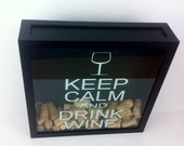 Wine Cork Holder.. reduced du to a small dent