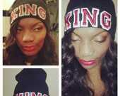 Custom Beanie (up to 5 letters)