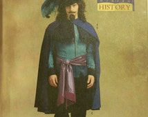 """Musketeer Costume by Cindy Chock - 2000's -  Costume Butterick Pattern 4541  Uncut  Sizes 40-42-44"""""""