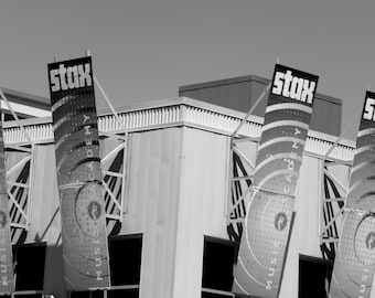 Stax Music Museum and Music Academy, Fine Art Photography, Memphis Music, Stax Records