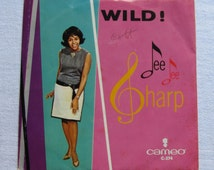 """Vintage Dee Dee Sharp """"Wild"""" """"Why Doncha Ask Me"""" 45 RPM Vinyl Record w/ Picture Sleeve 1963 Cameo"""