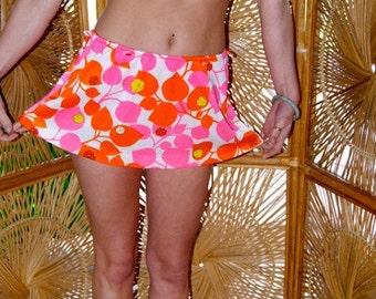 Vintage Bikini, 2-Piece Swimsuit, Size Small