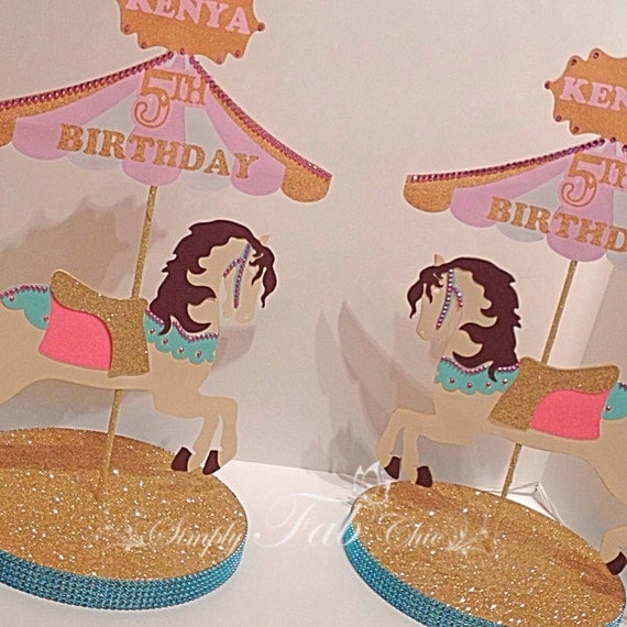 Circus Birthday Party Table Decorations Birthday Wikii