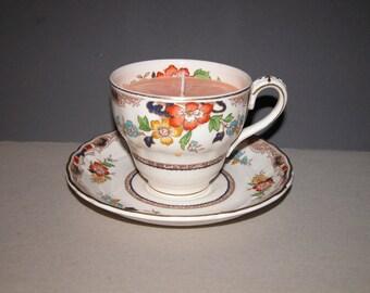 Vintage Candle Cup. Manufacturer Grindley Marlborough