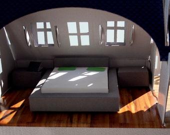 paper furniture set