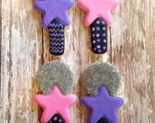 Pop Star Microphone Cookies
