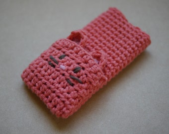 Kitty Cell Phone Case (AniCase)