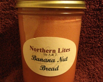 Banana Nut Bread 8 oz.