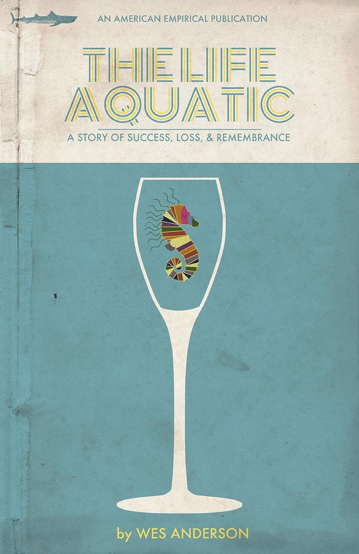 The Life Aquatic Movie Poster 11x17