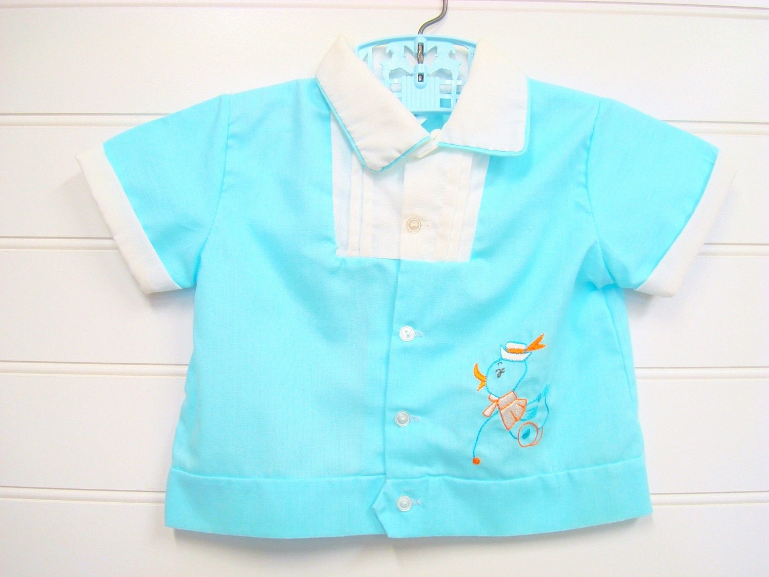 vintage baby clothes baby boy shirt retro baby boy shirt in