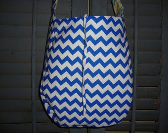Sm Chevron Sac Bag