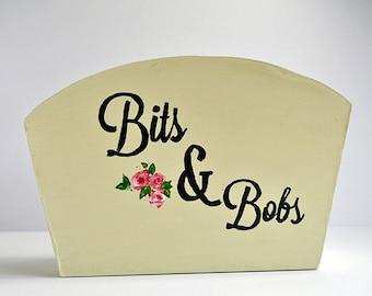 Shabby Chic Storage Box -  Bits & Bobs