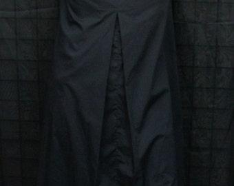 Men's Vintage Black Macmillan Ward Inc. Priest Robe