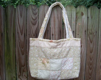 Ivy-P.S. I Love You Bags-Country French Market Tote,Diaper Bag,Shabby Chic,Eco-Friendly,Trending Item-An Original Eula Birdie Bag