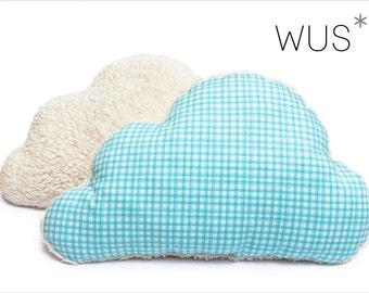 Organic Cotton Cloud Pillow