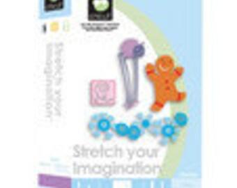 Stretch Your Imagination, NEW Cricut Cartridge