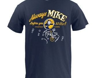 Always Mike - Navy