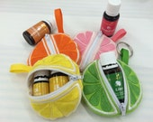 Citrus water refreshing essential oils bags