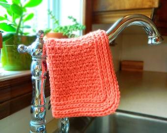 Instant Download - PDF crochet pattern - Crochet dishcloth # 41