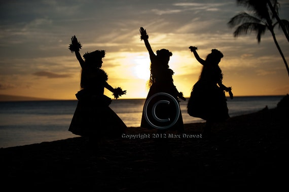 Hawaii Art, Hawaiian Art, Hawaiian Decor, Hawaii Fine Art, Hawaii  Print, Beach Print
