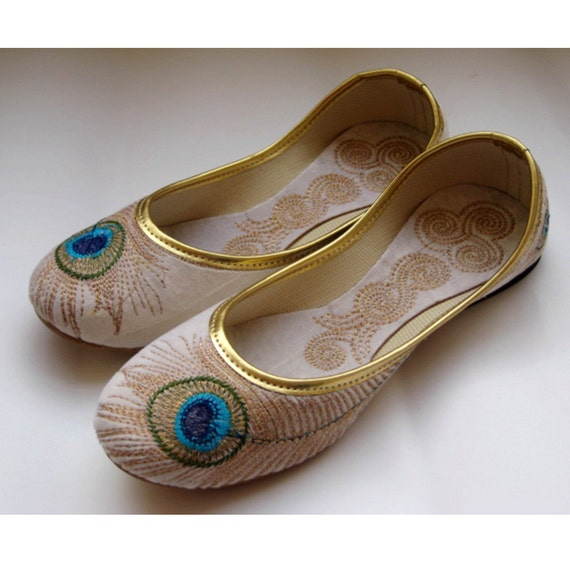 Indian Wedding Shoes Flats