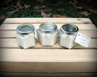 4oz Soy Candle set of 5