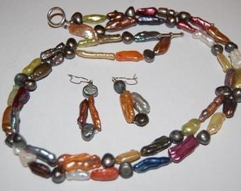 Pearled stones