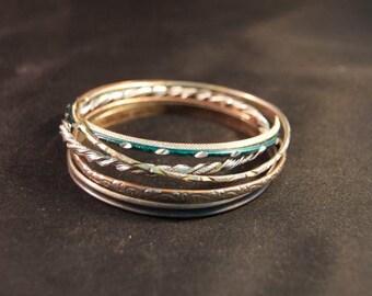 Vintage Metal Bracelete