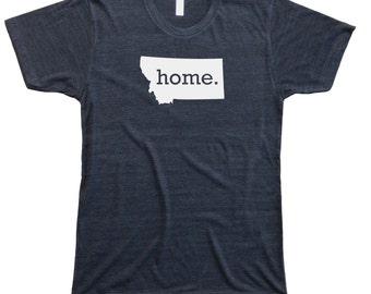 Homeland Tees Men's Montana Home T-Shirt