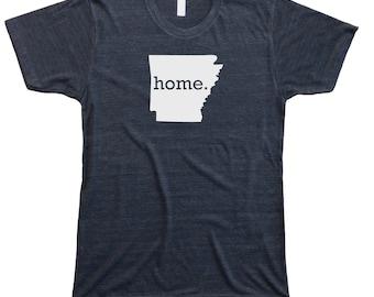 Homeland Tees Men's Arkansas Home T-Shirt