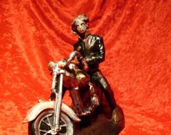 Zombie Motorcyclist
