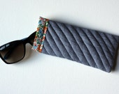 Denim Sunglasses Case Eyeglasses Sleeve