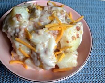 Bacon Ranch Potato Salad Recipe PDF